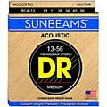 DR Strings Sunbeam Phosphor Bronze Medium Heavy Acoustic Guitar Strings  Thumbnail