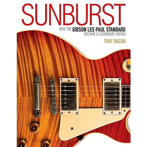 Backbeat Books Sunburst - How The Gibson Les Paul Standard Became A Legendary Guitar-thumbnail