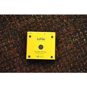 Pre-owned Lehle Sunday Driver Effect Pedal by Lehle