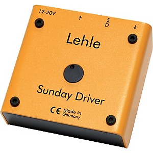 Lehle Sunday Driver Guitar Preamp by Lehle