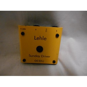 Pre-owned Lehle Sunday Driver Pedal by Lehle