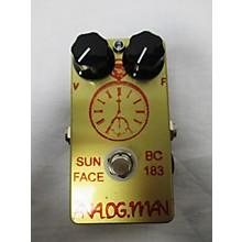 Analogman Sunface BC183 Effect Pedal