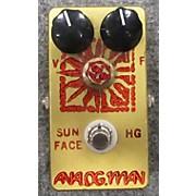 Analogman Sunface Effect Pedal