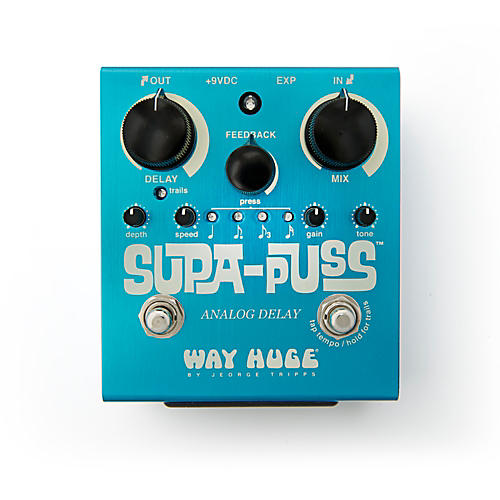 Way Huge Electronics Supa Puss Delay Pedal-thumbnail