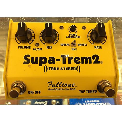 Fulltone Supa Trem 2 Custom Shop Effect Pedal-thumbnail