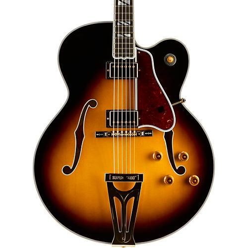Gibson Custom Super 400 Electric Hollowbody-thumbnail