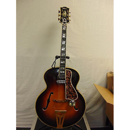 Gibson Super 400 Hollow Body Electric Guitar-thumbnail
