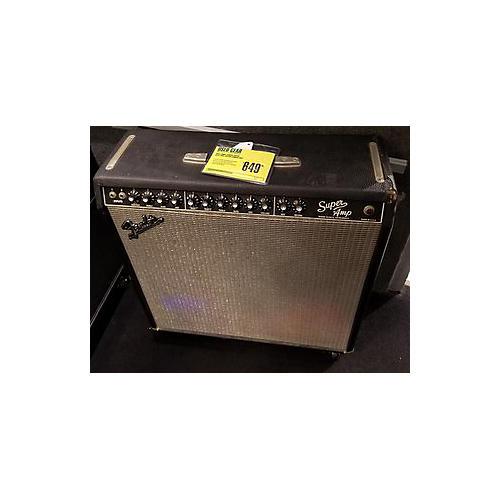 Fender Super 4x10 Tube Guitar Combo Amp