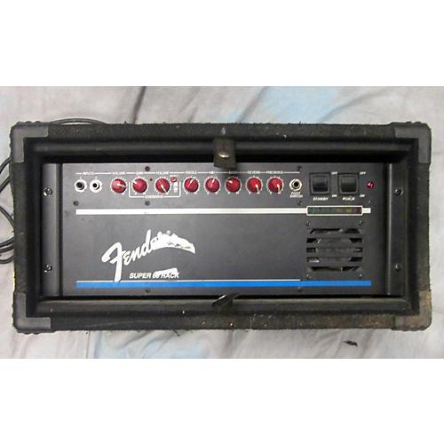 Fender Super 60 Rack Tube Guitar Amp Head-thumbnail