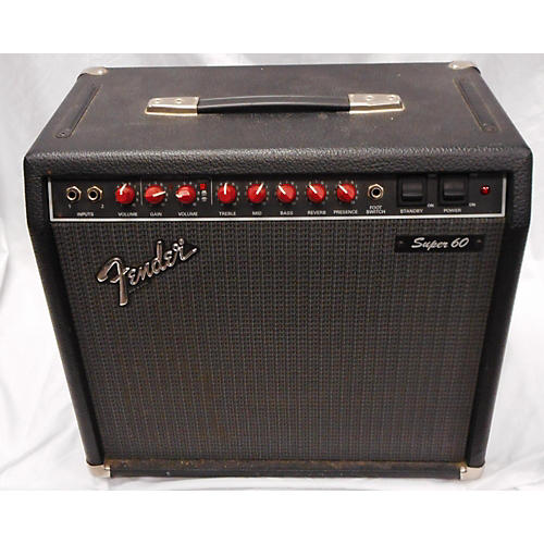 Fender Super 60 Tube Guitar Combo Amp-thumbnail
