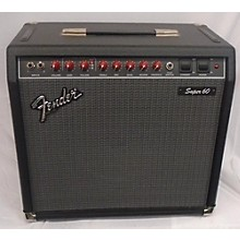Fender Super 60 Tube Guitar Combo Amp