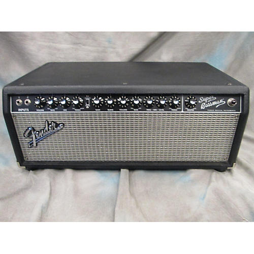 Fender Super Bassman Pro 300W Tube Bass Amp Head