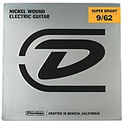 Dunlop Super Bright 7-String Electric Guitar Strings (9-62)