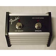 Fender Super Champ Footswitch Pedal