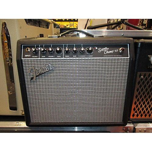 Fender Super Champ X2 15W 1x10 Tube Guitar Combo Amp-thumbnail