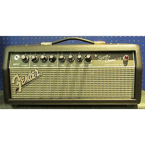 Fender Super Champ X2 15W Tube Guitar Amp Head-thumbnail