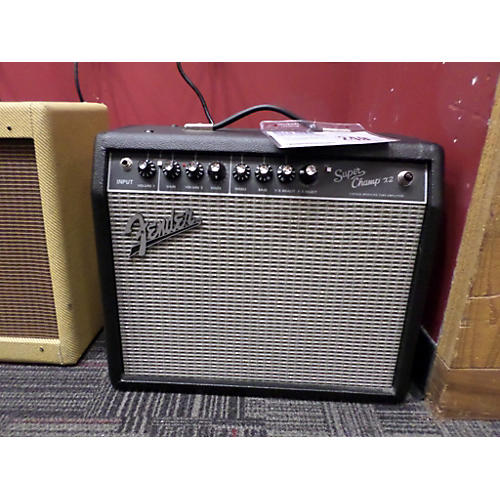 Fender Super Champ X2 15W Tube Guitar Amp Head-thumbnail