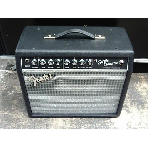 fender super champ x2 head manual