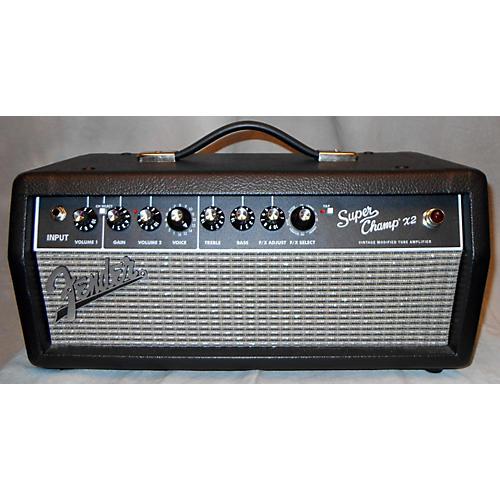 Fender Super Champ X2 Head & Cabinet Tube Guitar Amp Head-thumbnail