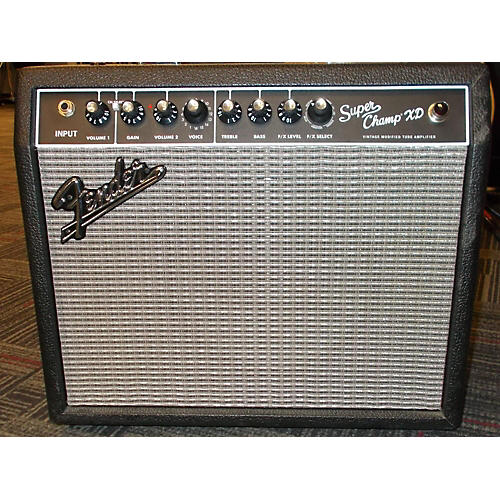 Fender Super Champ XD 15W 1x10 Guitar Combo Amp
