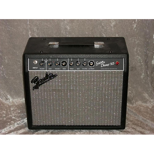 Fender Super Champ XD 15W 1x8 Guitar Combo Amp