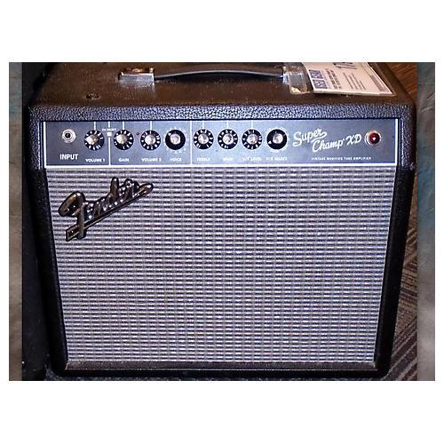 Fender Super Champ XD 15W 1x8 Guitar Combo Amp-thumbnail