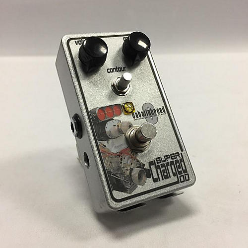 Catalinbread Super Charged OD Effect Pedal-thumbnail