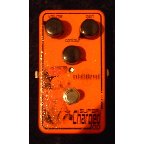 Catalinbread Super Charged Overdrive Effect Pedal-thumbnail