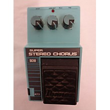 Ibanez Super Chorus Effect Pedal