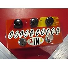 ZVex Super Duper 2 In 1 Overdrive Effect Pedal