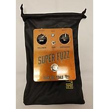Black Cat Super Fuzz Effect Pedal