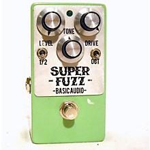 Basic Audio Super Fuzz Effect Pedal