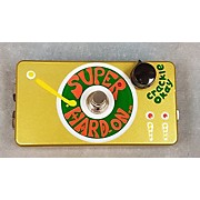 Zvex Super Hard On Effect Pedal