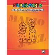 Alfred Super Mario Jazz Piano Arrangements Book