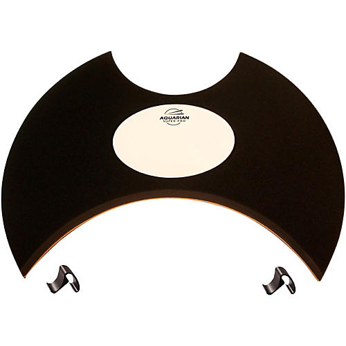Aquarian Super-Pad Low Volume Bass Drumsurface-thumbnail