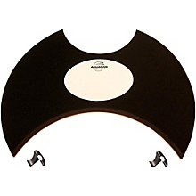 Aquarian Super-Pad Low Volume Bass Drumsurface