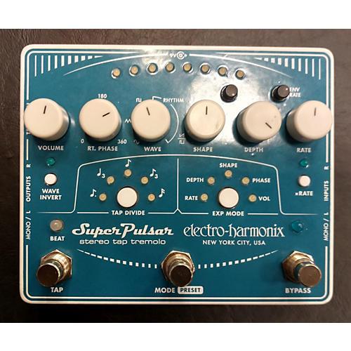 Electro-Harmonix Super Pulsar Effect Pedal