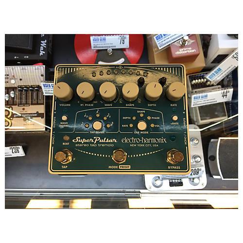 Electro-Harmonix Super Pulsar Stereo Effect Pedal