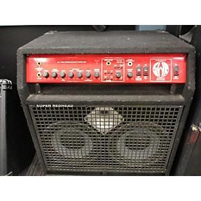 Amusing swr redhead bass amp did