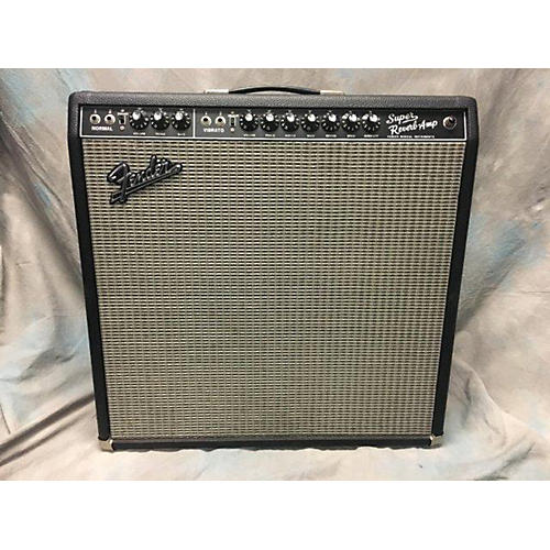 Fender Super Reverb 4x10 Tube Guitar Combo Amp