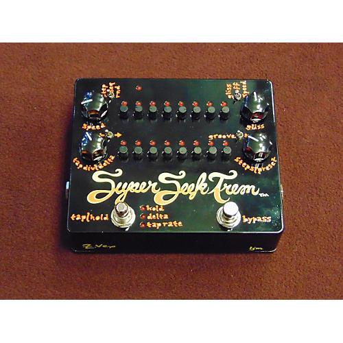 Zvex Super Seek Trem Effect Pedal