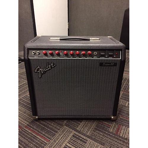 Fender Super Sixty Tube Guitar Combo Amp