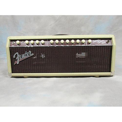 used fender super sonic 100 100w tube guitar amp head guitar center. Black Bedroom Furniture Sets. Home Design Ideas