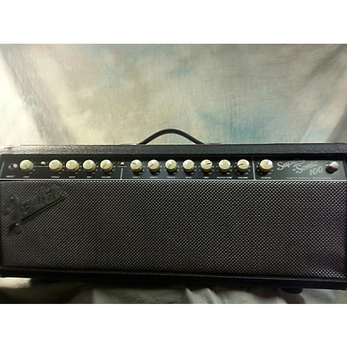 Fender Super Sonic 100 100W Tube Guitar Amp Head-thumbnail