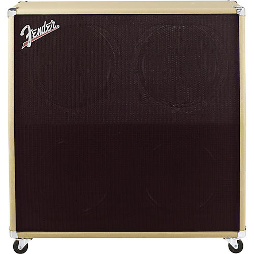Fender Super-Sonic 100 412 4x12 Guitar Speaker Cabinet