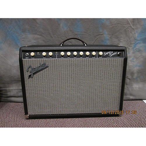 Fender Super Sonic 22 22W 1X12 Tube Guitar Combo Amp-thumbnail