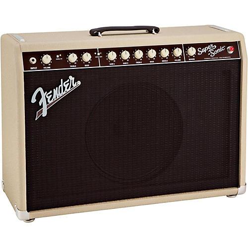 Fender Super-Sonic 22 22W 1x12 Tube Guitar Combo Amp-thumbnail