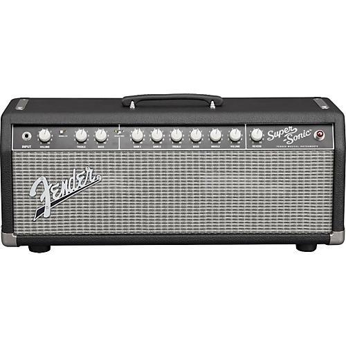 Fender Super-Sonic 22 22W Tube Guitar Amp Head-thumbnail