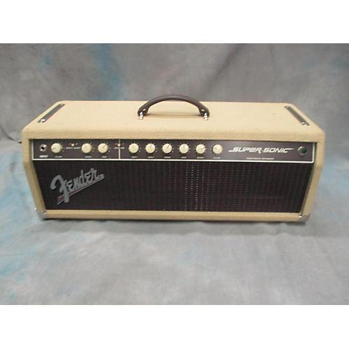 Fender Super Sonic 22 22W Tube Guitar Amp Head-thumbnail