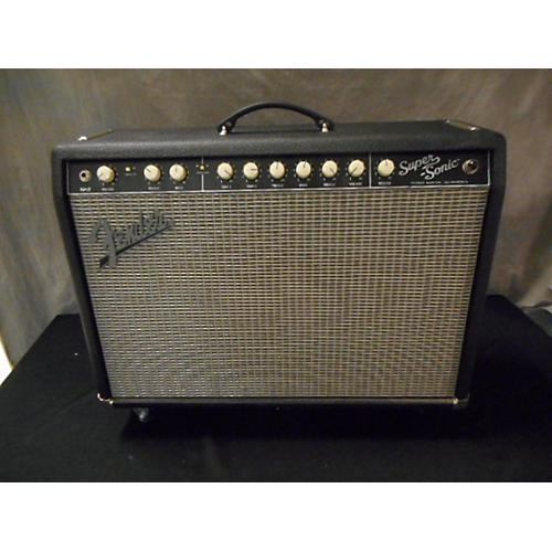 Fender Super Sonic 22 22W Tube Guitar Amp Head-thumbnail